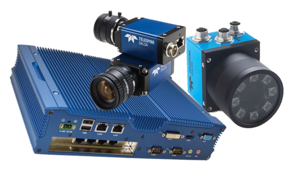 Automated Vision Inspection Systems | Industrial Vision Systems